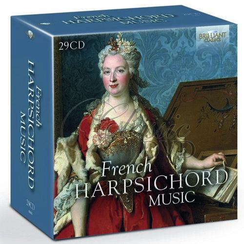 FRENCH HARPSICHORD MUSIC (29CD)