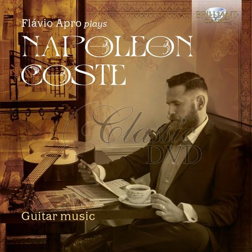 COSTE: Guitar Music; Flavio Apro (1CD)