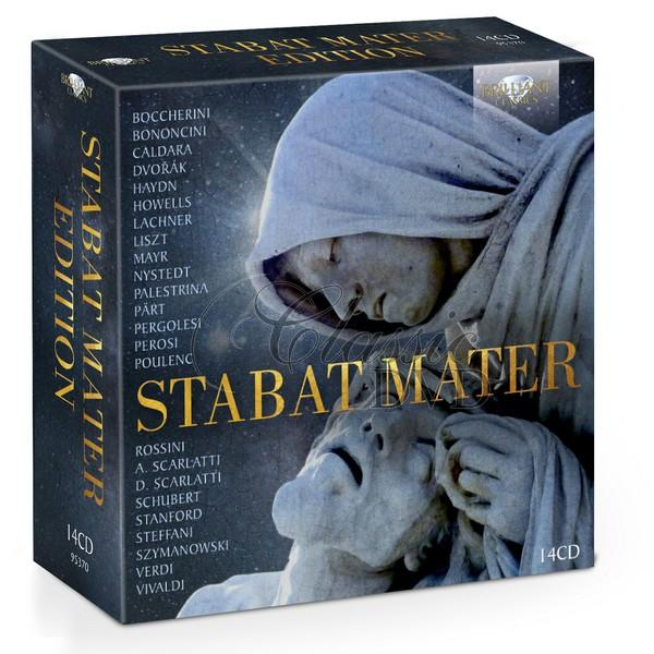 STABAT MATER EDITION (14CD)
