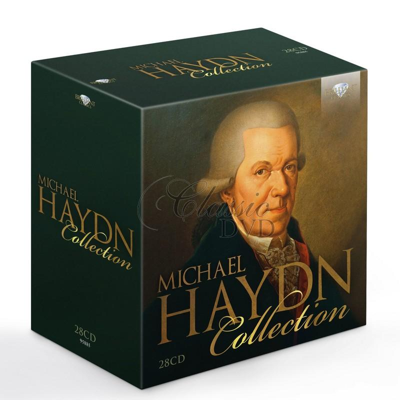 MICHAEL HAYDN COLLECTION (28CD)