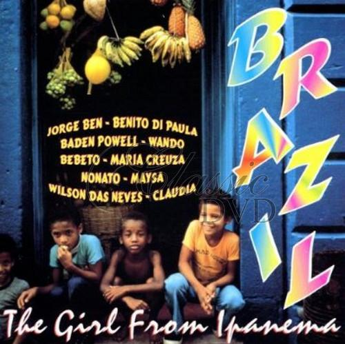 BRAZIL: The girl from Ipanema (CD)
