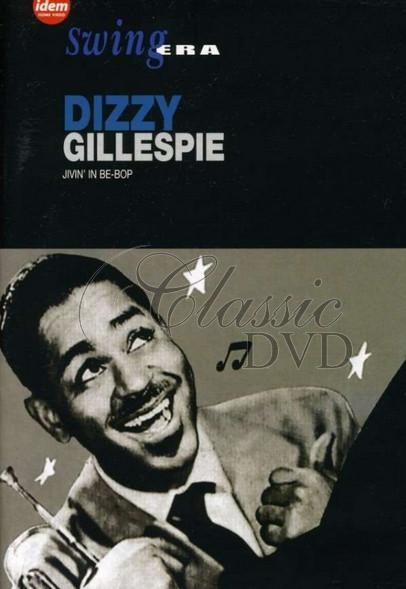 DIZZY GILLESPIE: Jivin` In Be-Bop (DVD)