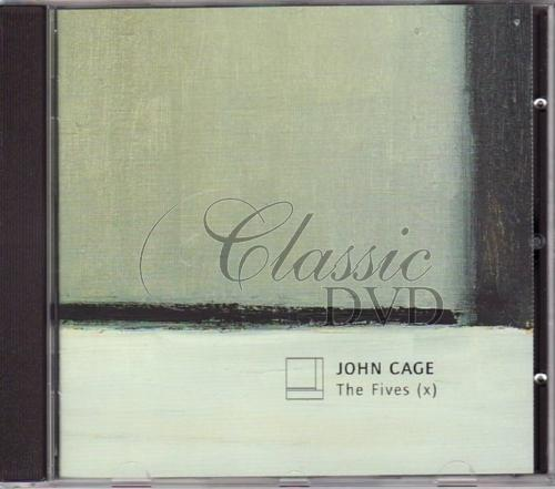 CAGE,J.: The Fives (X) (CD)
