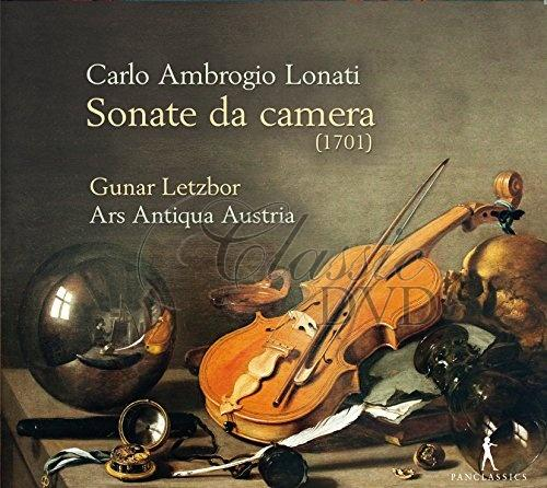 Lonati: Sonate da camera (CD)