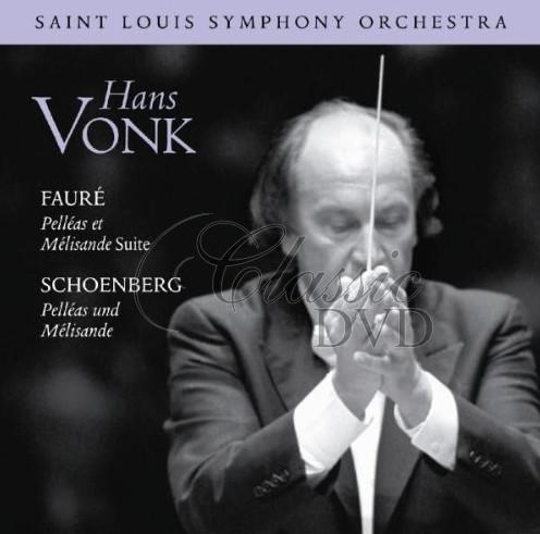 HANS VONK - Conducts Faure - Schoenberg (CD)