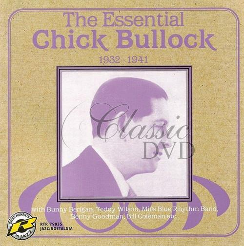 CHICK BULLOCK: The Essential 1932-41 (CD)