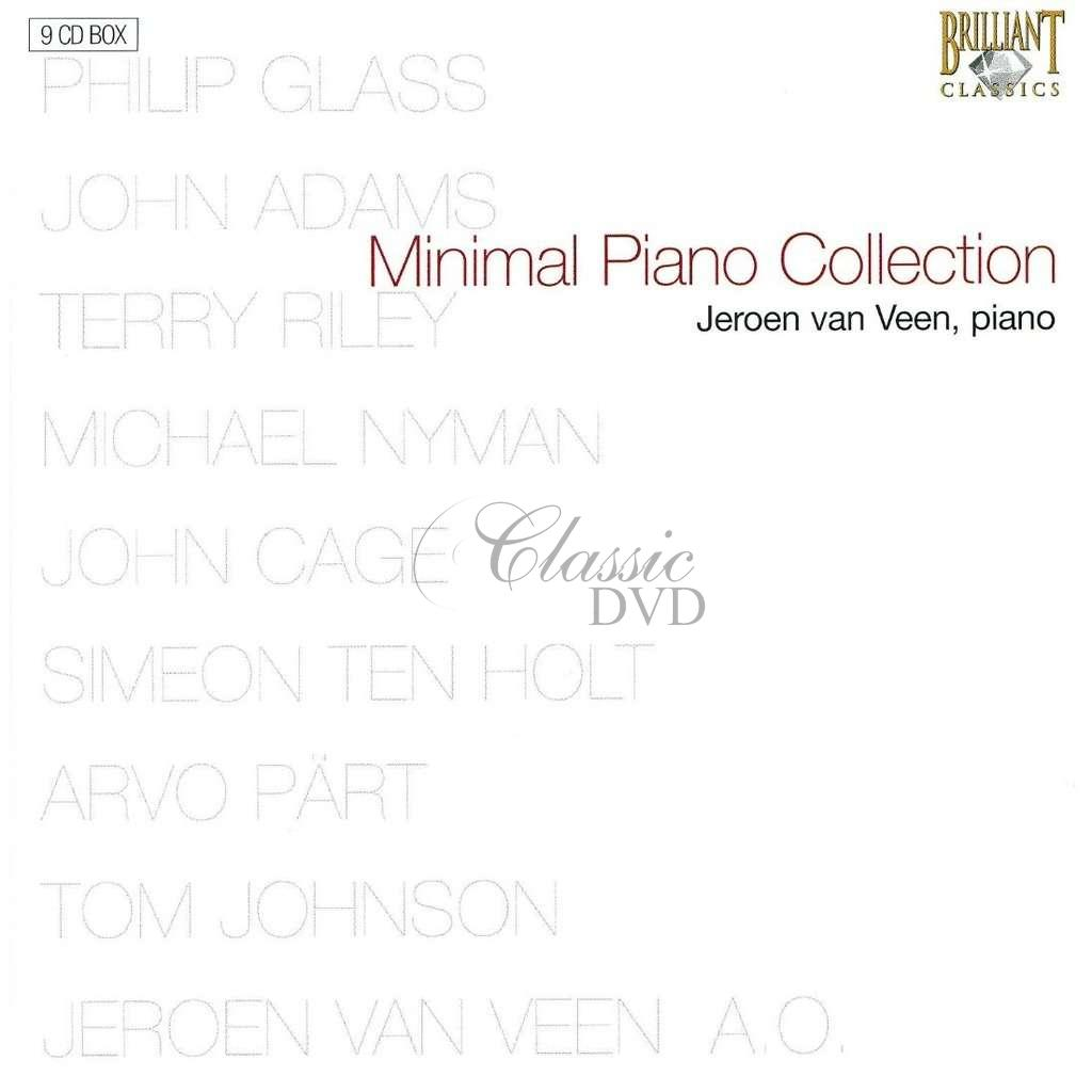MINIMAL PIANO COLLECTION Vol.1 (9CD)