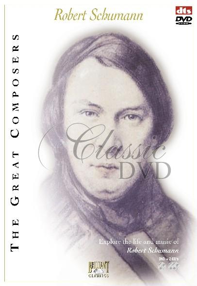 SCHUMANN,R.: Collection - The Great Composers (DVD+2CD)