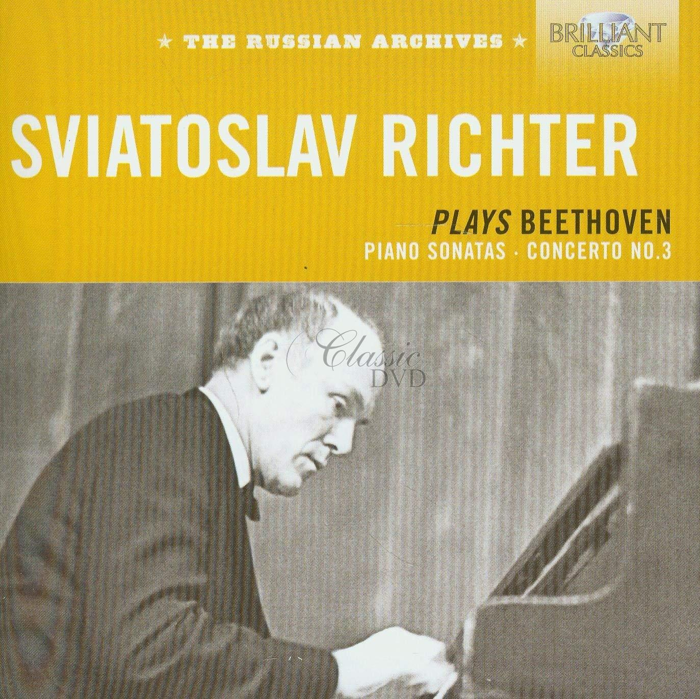 Beethoven - Richter Plays Beethoven (3CD)