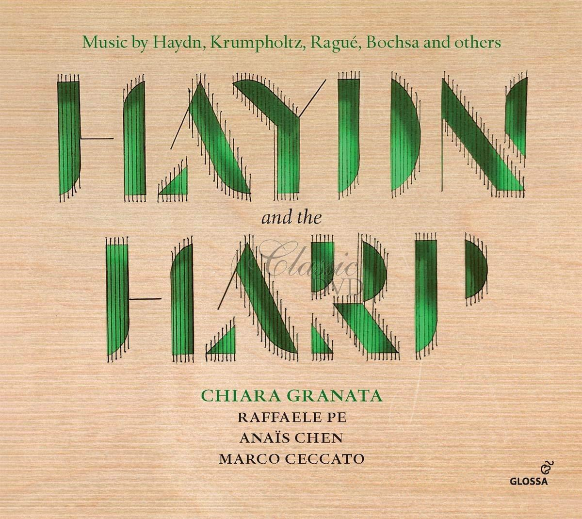 HAYDN AND THE HARP Music by Haydn, Krumpholtz (CD)