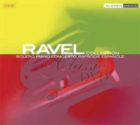 RAVEL,M.: Collection (3CD)