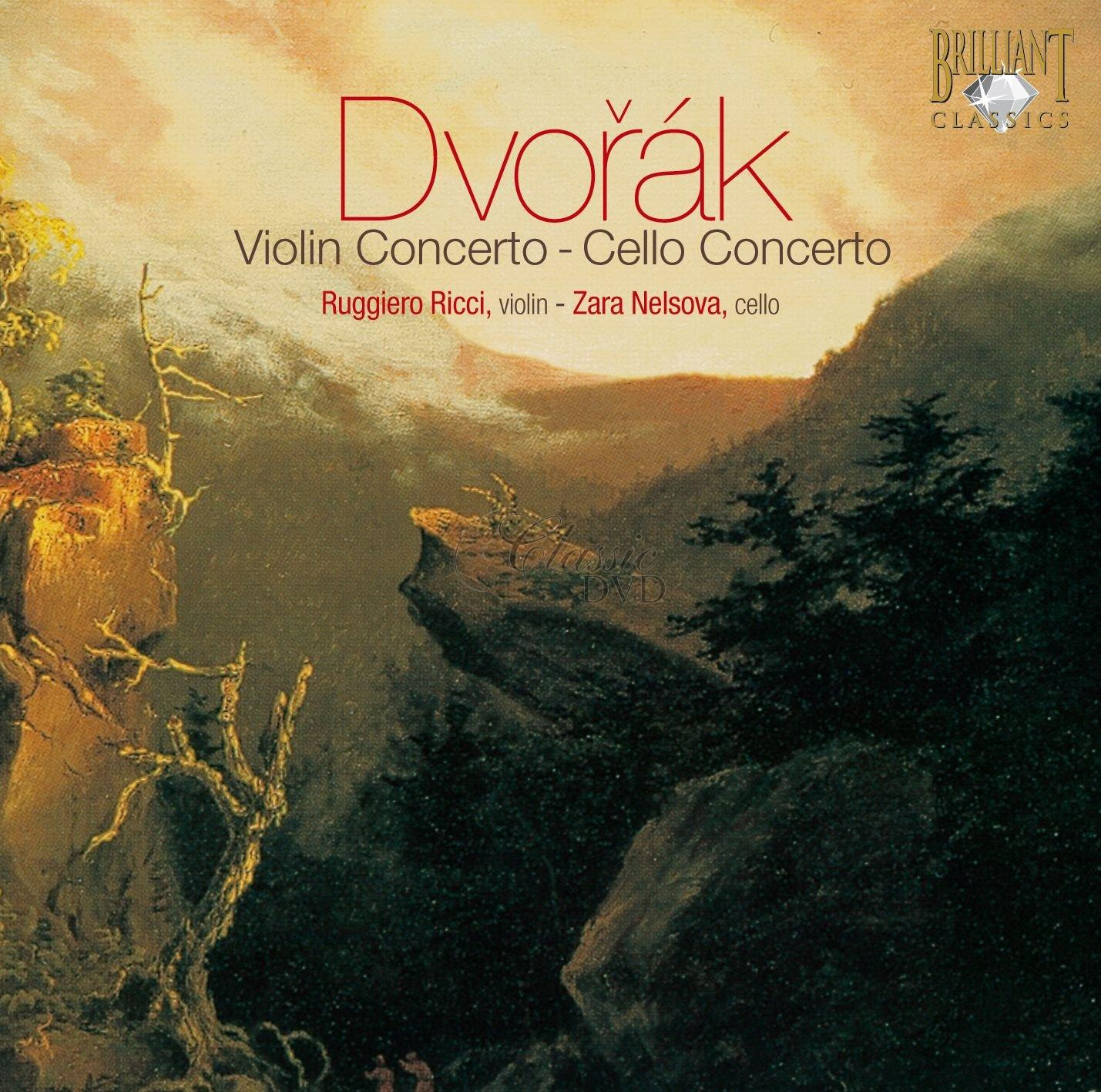 DVOŘÁK,A.: Violin Concerto; Cello Concerto (CD)