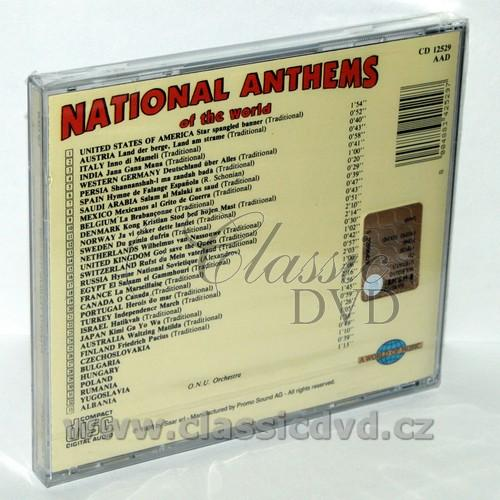 NATIONAL ANTHEMS OF THE WORLD: Státní hymny (CD)