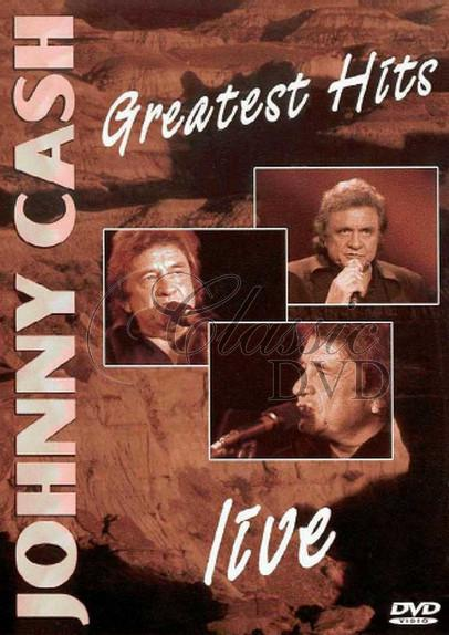 JOHNNY CASH: The Greatest Hits (DVD)