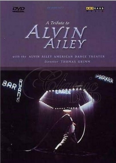 AMERICAN DANCE THEATER: A Tribute to Alvin Ailey (DVD)