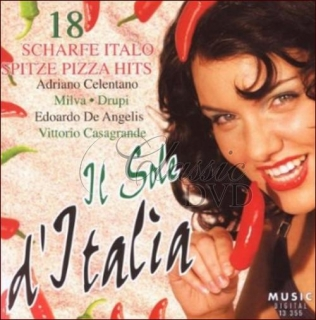 18 ITALO POP HITS: Il Sole D'Italia (CD)