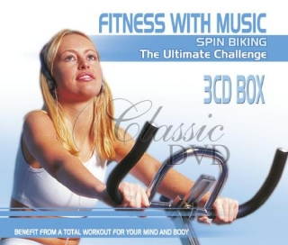FITNESS & MUSIC: Indoor Cycling (3CD)