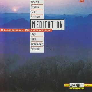 Classical Relaxation & Meditation (CD)