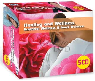 HEALING & WELLNESS: Essential Wellness & Inner Balance (5CD)