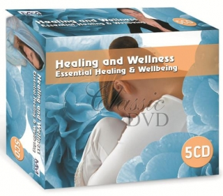 HEALING & WELLNESS: Essential Healing & Wellbeing (5CD)
