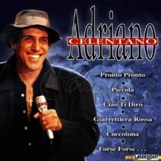 ADRIANO CELENTANO: Pronto Pronto - The Collection (CD)