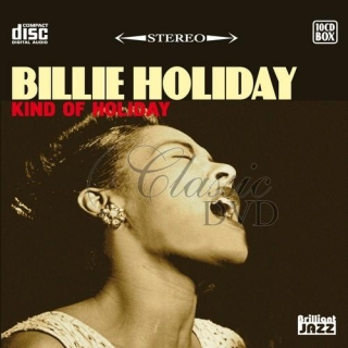 BILLIE HOLIDAY: Kind Of Holiday - SBĚRATELSKÁ EDICE (10CD)