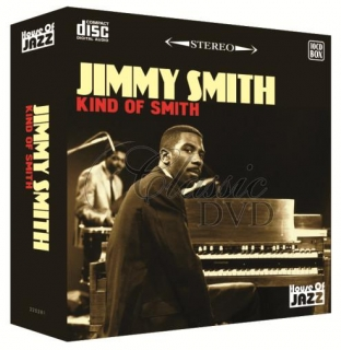 JIMMY SMITH: Kind of Smith - SBĚRATELSKÁ EDICE (10CD)