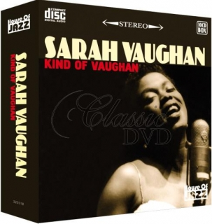 SARAH VAUGHAN: Kind of Vaughan - SBĚRATELSKÁ EDICE (10CD)