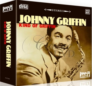 JOHNNY GRIFFIN: Kind of Griffin - SBĚRATELSKÁ EDICE (10CD)