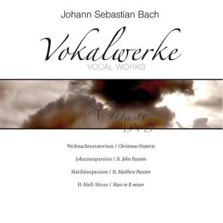 Bach: Vocal works (10CD)