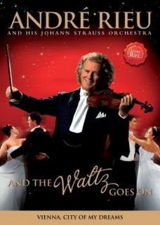 ANDRÉ RIEU: And the Waltz Goes On (DVD)