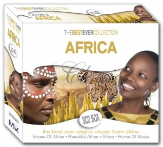 AFRICA: The Best Ever Collecion (3CD)