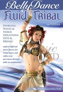 BEELYDANCE: Fluid Tribal (DVD)