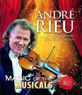 André Rieu - Magic of the Musicals (Blu-ray)