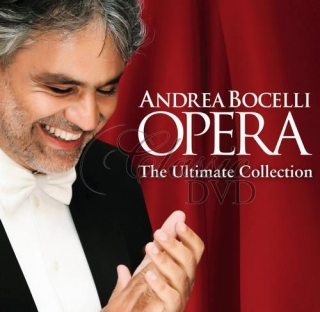 ANDREA BOCELLI - OPERA The Ultimate Collection (CD)