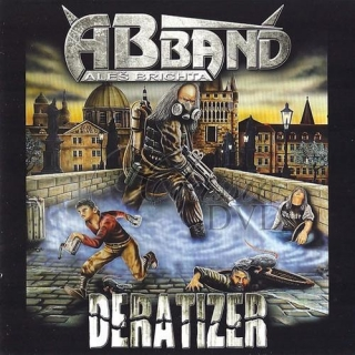 ALEŠ BRICHTA BAND - Deratizer (CD)