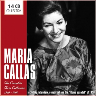 Callas - The Complete Aria Collection 1949-60 (14CD)