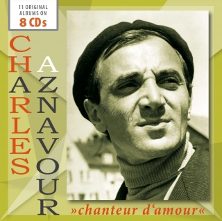 Aznavour, Charles - Chanteur d'amour (8CD)