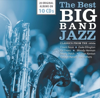 Best Big Bands - Jazz Classics (10CD)