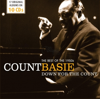 Basie, Count - Down For The Count/best of 50s (10CD)