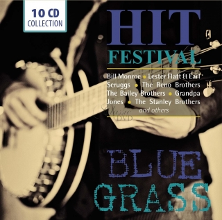 Blue Grass - Hit Festival (10CD)