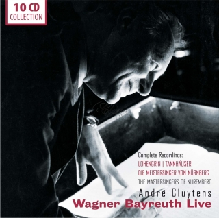 André Cluytens - Wagner: Bayreuth Live (10CD)