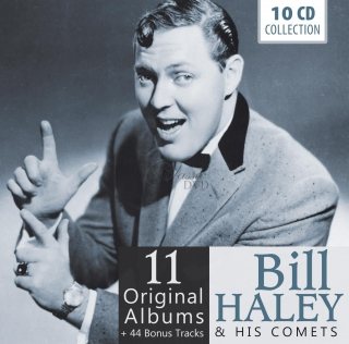 Bill Haley and His Comets - 11 Original Albums (10CD)