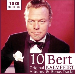 Bert Kaempfert - 10 Original Albums - Milestones of a Legend (10CD)