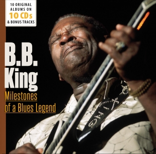 B.B. King - Milestones of a Blues Legend (10CD)