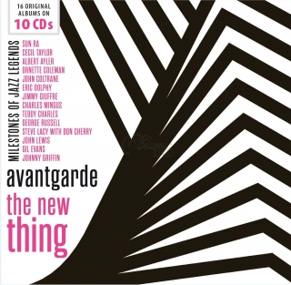 Avantgarde - The New Thing - Milestones Of Jazz Legends (10CD)