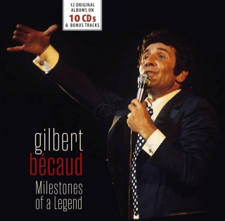 Becaud, Gilbert - Milestones of a Legend (10CD)