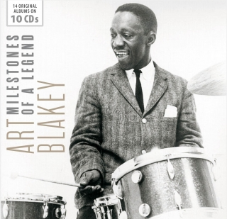 Art Blakey - Milestones of a Legend (10CD)