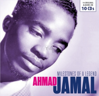 Ahmad Jamal - Milestones Of A Legend (10CD)