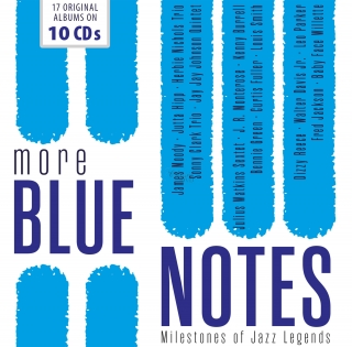Blue Notes Vol.2 - Milestones Of Jazz Legends (10CD)
